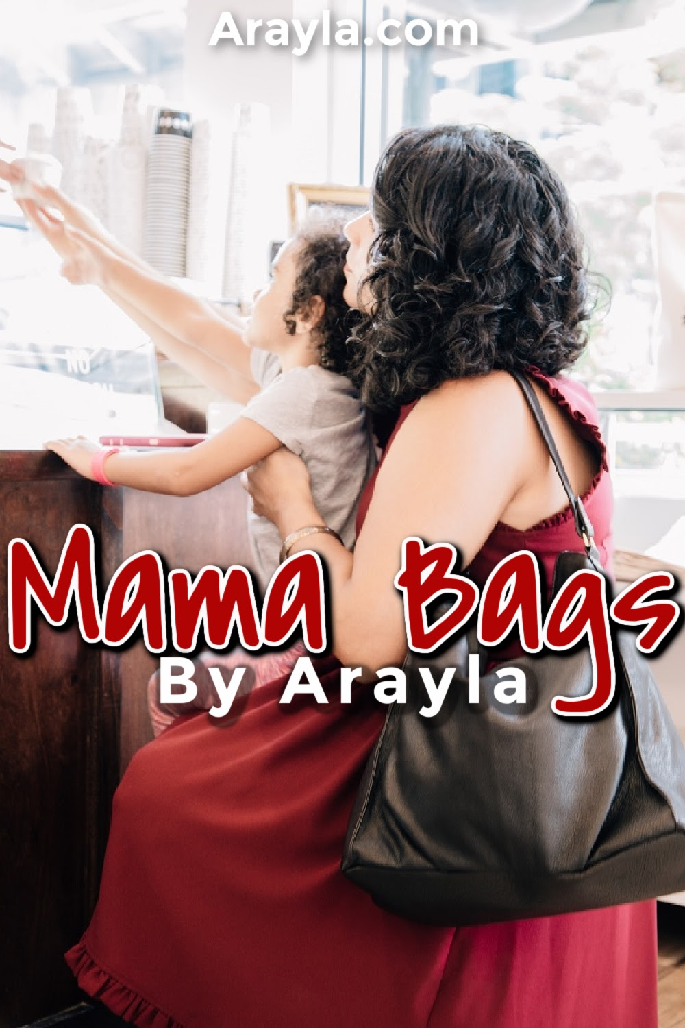 There is nothing better than finding that perfect mama bag, a handbag that can be used for multiple things from day with baby to work.